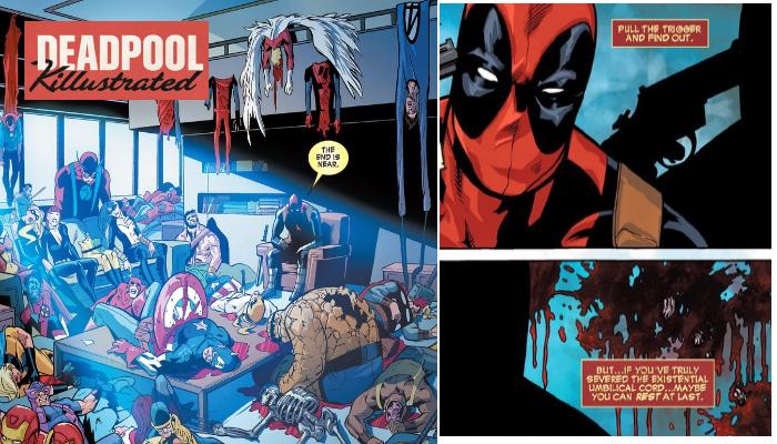 Deadpool Kills Started