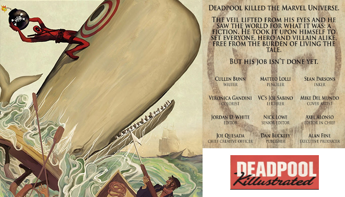 Deadpool Kills Started Comicbooknews