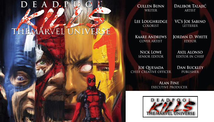 Deadpool Kills The Marvel Universe 1 Comicbooknews