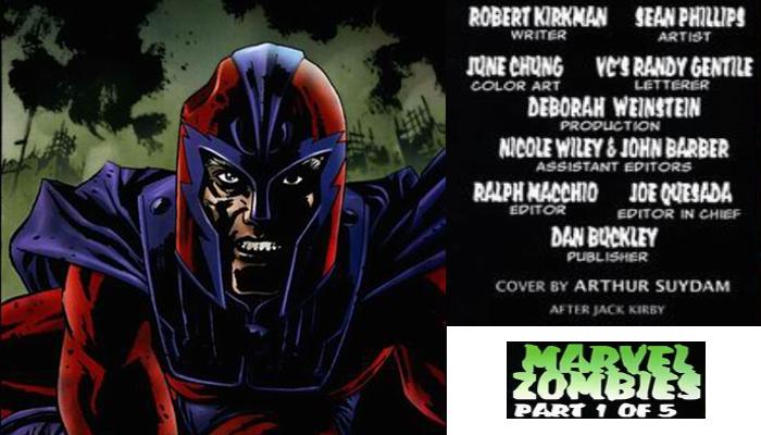 Marvel Zombies 1 of 5 Comic Book News จักรวาลมาร์เวล ซอมบี้ 1