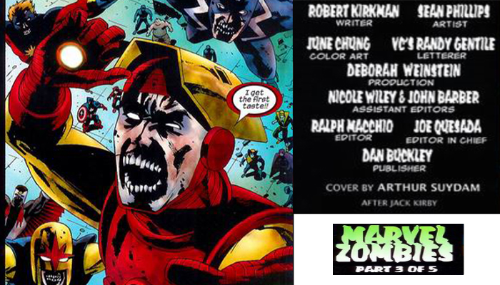 Marvel Zombies 3 of 5 Comic Book News