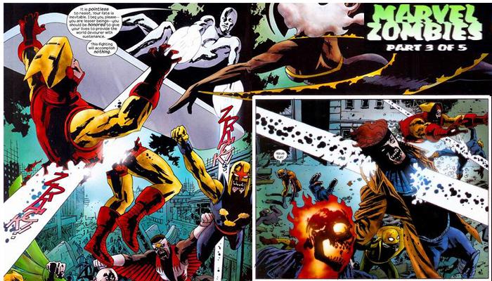 Marvel Zombies 3 of 5 จักรวาลมาร์เวล ซอมบี้