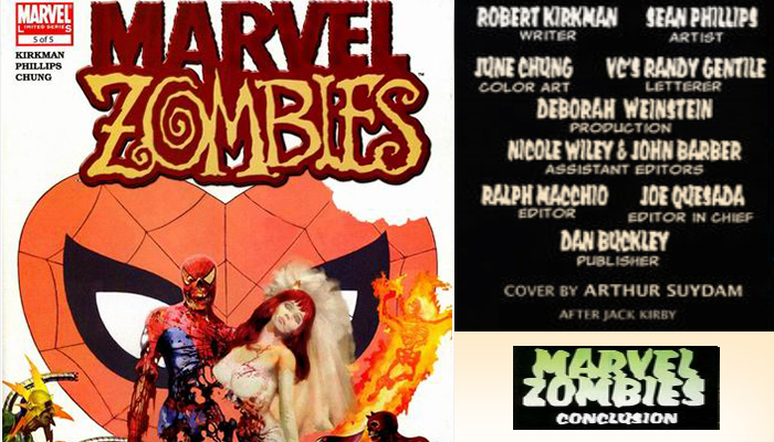 Marvel Zombies 5 of 5 Comic Book News