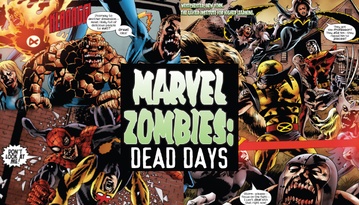 Marvel Zombies DeadDays 1