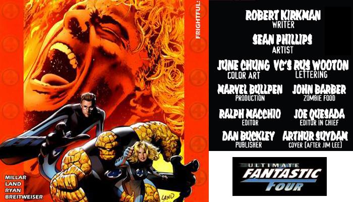 Marvels Zomebies F4 Ultimate 31 จักรวาลมาร์เวล ซอมบี้ Comic Book News