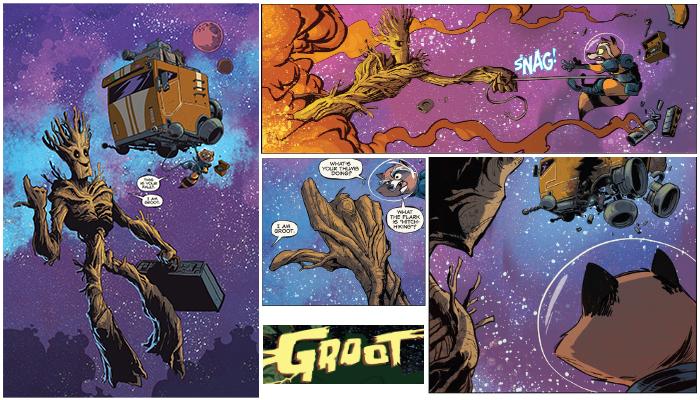 Groot#1 ไอ แอม กรู้ท Vol.1