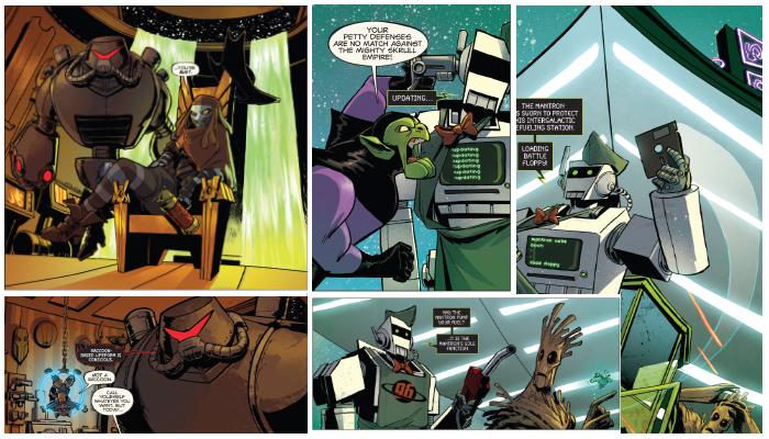 Groot#4 ไอ แอม กรู้ท Vol.4