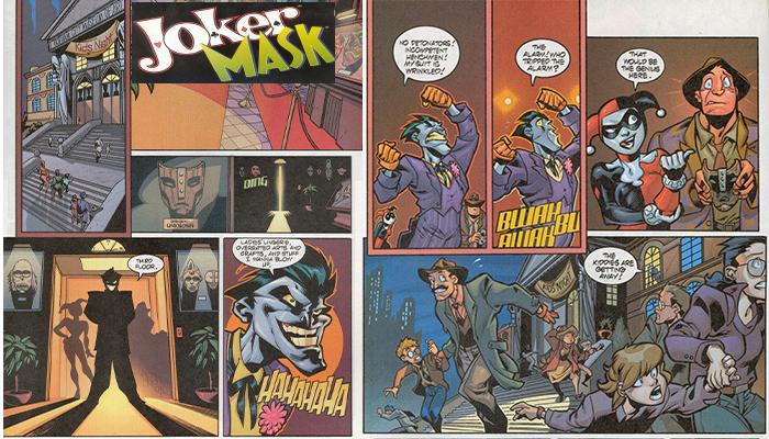 Joker/Mask #1 โจ๊กเกอร์ เดอะแมส vol.1