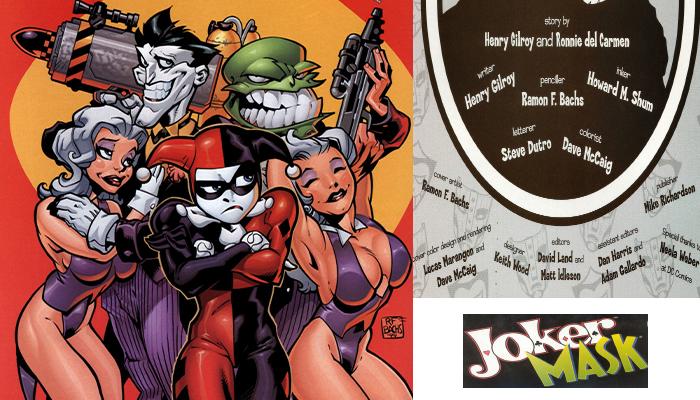 JokerMask #2 โจ๊กเกอร์ เดอะแมส vol.2 Comic Book News