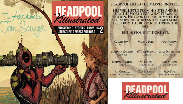 Deadpool Kills Started 2 Comicbooknews