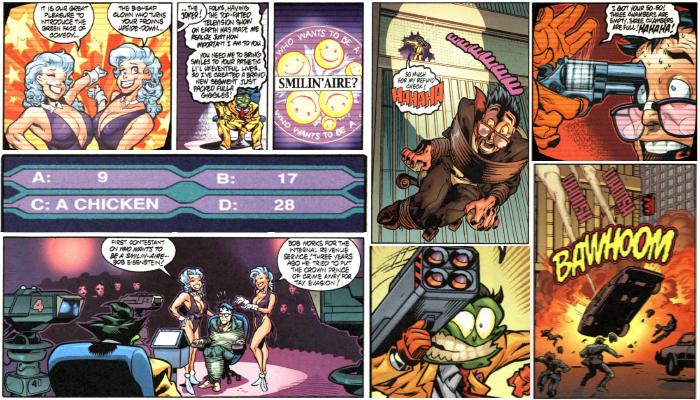 Joker TheMask #3 โจ๊กเกอร์ เดอะแมส vol.3